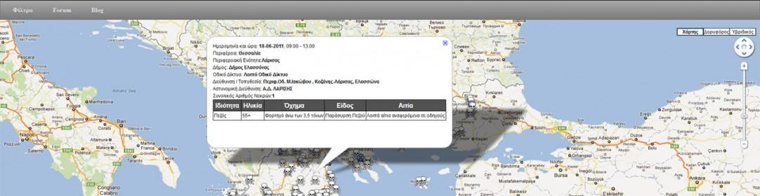 Ενημέρωση για το troxaia.gr